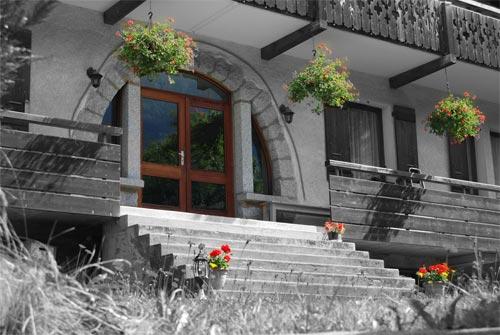 Chalet r sidence le bonhomme location d 39 appartements - Office de tourisme des contamines montjoie ...